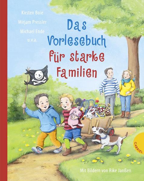 Das Vorlesebuch für starke Familien, Thienemann