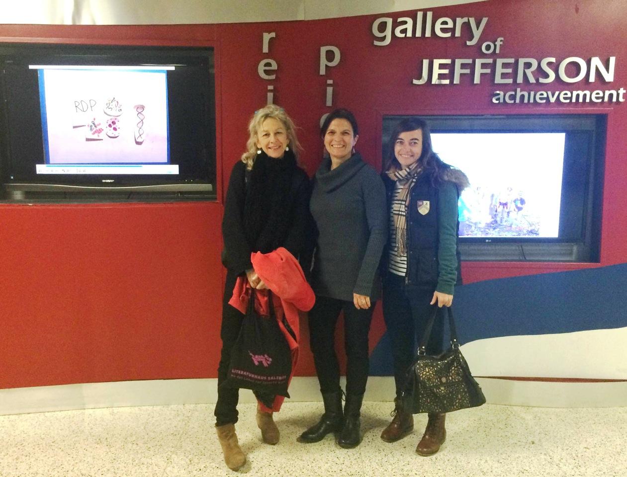 Jefferson HS - Goethe Institut Washington
