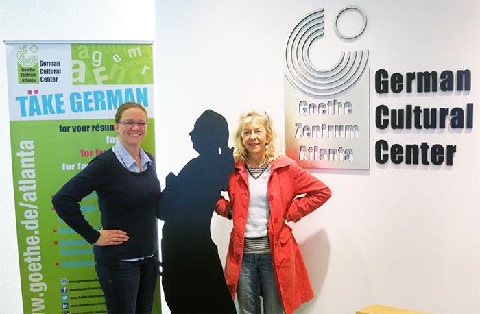 Miriam Bruns, Goethe und ich