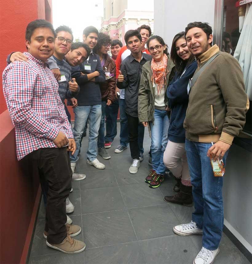 Schreibwerkstatt im Goethe-Institut Mexiko-Stadt