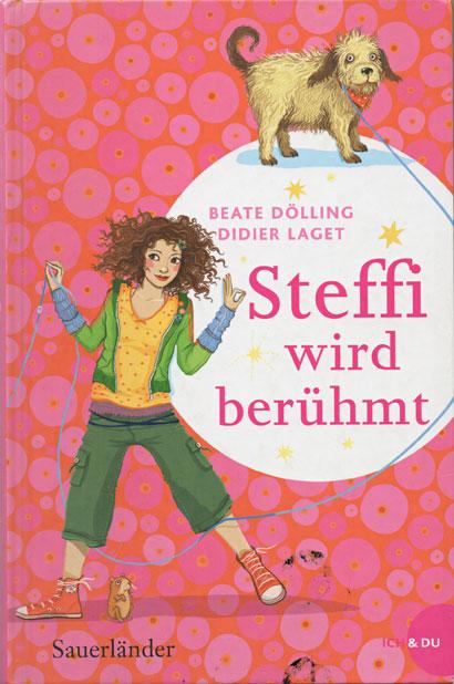 Steffi wird berühmt - Beate Dölling und Didier Laget