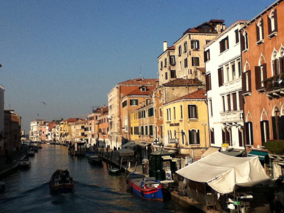 Venedig foto Beate Dölling