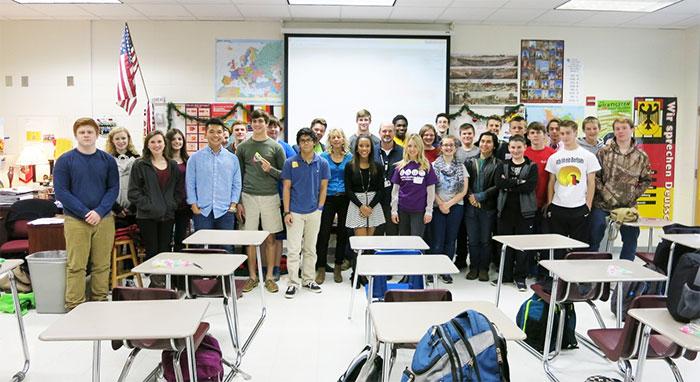 Whitewater Highschool in Atlanta