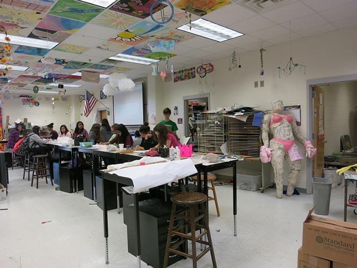 Whitewater-Highschool
