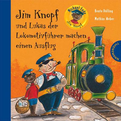Jim Knopf und Lukas der Lokomotivführer machen einen Ausflug
