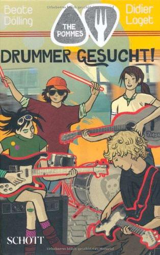 The Pommes : Drummer gesucht