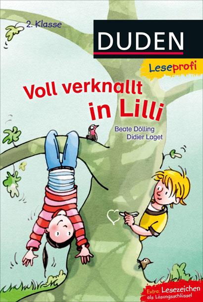 Voll verknallt in Lilli - Beate Dölling und Didier Laget
